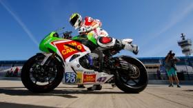 Axel Bassani, San Carlo Team Italia, Jerez SP2