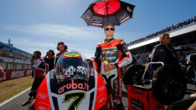 Chaz Davies, Aruba.it Racing - Ducati, Jerez RAC1