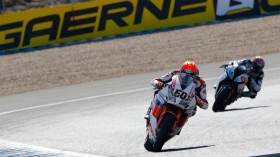 Michael van der Mark, Honda World Superbike Team, Jerez RAC1