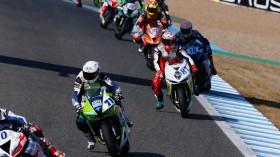 Christoffer Bergman, Lorenzo Zanetti, Jerez RAC