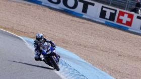 Sylvain Guintoli, Pata Yamaha Official WorldSBK Team, Jerez RAC2
