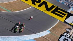 Jonathan Rea, Tom Sykes, Jerez RAC2