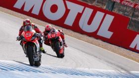 Marco Faccani, Michael Ruben Rinaldi, Jerez RAC