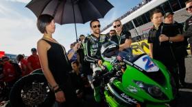 Randy Krummenacher, Kawasaki Puccetti Racing, Jerez RAC