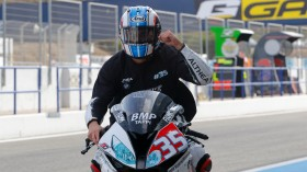 Raffaele de Rosa, Althea BMW Racing Team, Jerez RAC