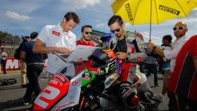 Roberto Tamburini, Nuova M2 Racing, Jerez RAC