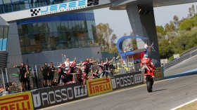 Chaz Davies, Aruba.it Racing-Ducati, Jerez RAC2