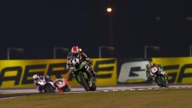 Jonathan Rea, Kawasaki Racing Team, Losail FP2