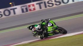 Randy Krummenacher, Kawasaki Puccetti Racing, Losail FP2