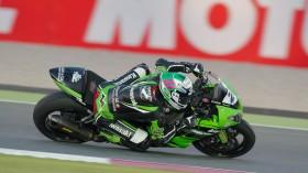 Randy Krummenacher, Kawasaki Puccetti Racing, Losail FP1