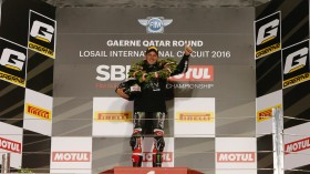 Jonathan Rea, Kawasaki Racing Team, Losail RAC1