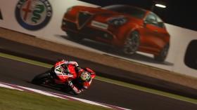 Chaz Davies, Aruba.it Racing-Ducati, Losail SP2