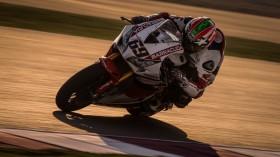 Nicky Hayden, Honda World Superbike Team, Losail FP3