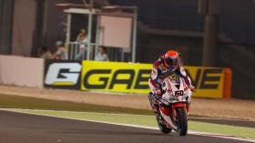 Michael van der Mark, Honda World Superbike Team, Losail RAC1