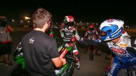 Jonathan Rea, Sylvain Guintoli, Losail RAC1