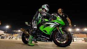Randy Krummenacher, Kawasaki Puccetti Racing, Losail SP2