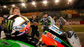 Leon Haslam, Pedercini Racing, Losail RAC1