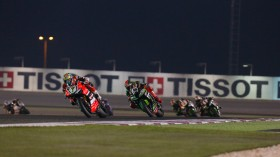 Chaz Davies, Tom Sykes, Losail RAC2