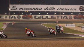 Xavi Fores, Nicky Hayden, Losail RAC2