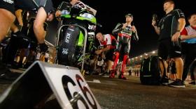Tom Sykes, Kawasaki Racing Team, Losail RAC2