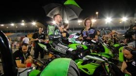 Randy Krummenacher, Kawasaki Puccetti Racing, Losail RAC