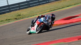 Stefan Bradl, Honda World Superbike Team, Aragon test