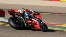 Marco Melandri, Aruba.it Racing-Ducati, Aragon Test