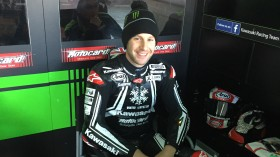 Jonathan Rea, Kawasaki Racing Team, Aragon Test