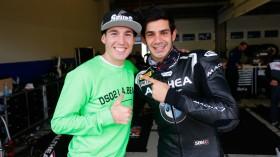Aleix Espargaro, Jordi Torres, Jerez Test Day2