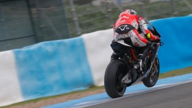 Lorenzo Savadori, Milwaukee Aprilia World Superbike Team, Jerez Test Day2