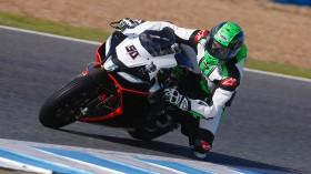 Eugene Laverty, Milwaukee Aprilia World Superbike Team, Jerez Test Day2