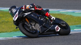 Michael vd Mark, Pata Yamaha Official WorldSBK Team, Jerez Test Day3