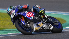 Alex Lowes, Pata Yamaha Official WorldSBK Team, Jerez Test Day3