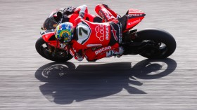 Chaz Davies, Aruba.it Racing-Ducati, Jerez Test Day3