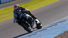 Jonathan Rea, Kawasaki Racing Team, Jerez Test Day4