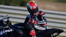 Jonathan Rea, Kawasaki Racing Team, Jerez Test Day3