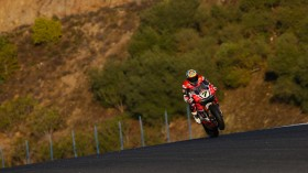 Chaz Davies, Aruba.it Racing-Ducati, Jerez Test Day4