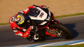 Lorenzo Savadori, Milwaukee Aprilia World Superbike Team, Jerez Test Day3
