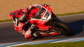 Marco Melandri, Aruba.it Racing-Ducati, Jerez Test Day4