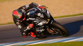 Tom Sykes, Kawasaki Racing Team, Jerez Test Day4