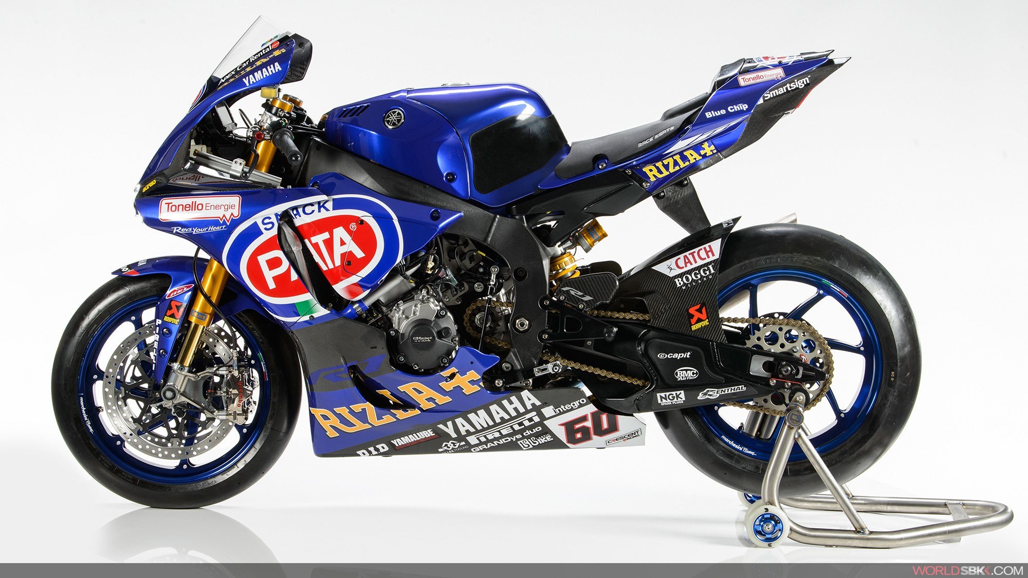Yamaha Reveals 2017 Racing Liveries