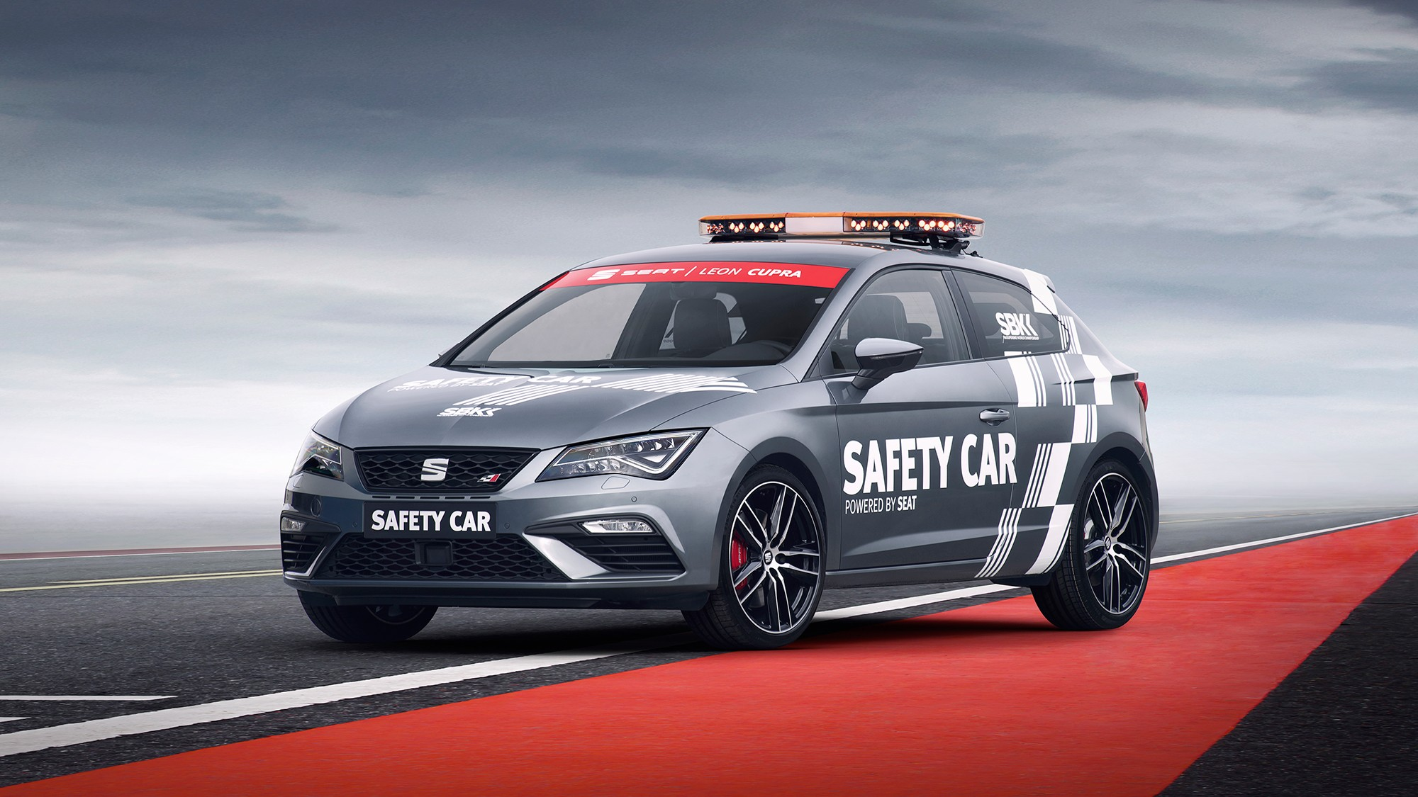 The Leon Cupra Most Ful Model In Seat History Will Be Official Safety Car Of Worldsbk