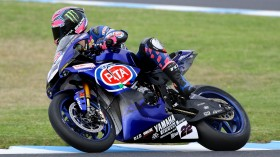 Alex Lowes, Pata Yamaha Official WorldSBK Team, Phillip Island FP2