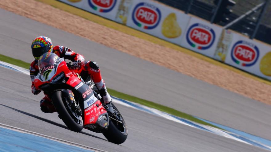 Chaz Davies, Aruba.it Racing-Ducati, Chang FP1