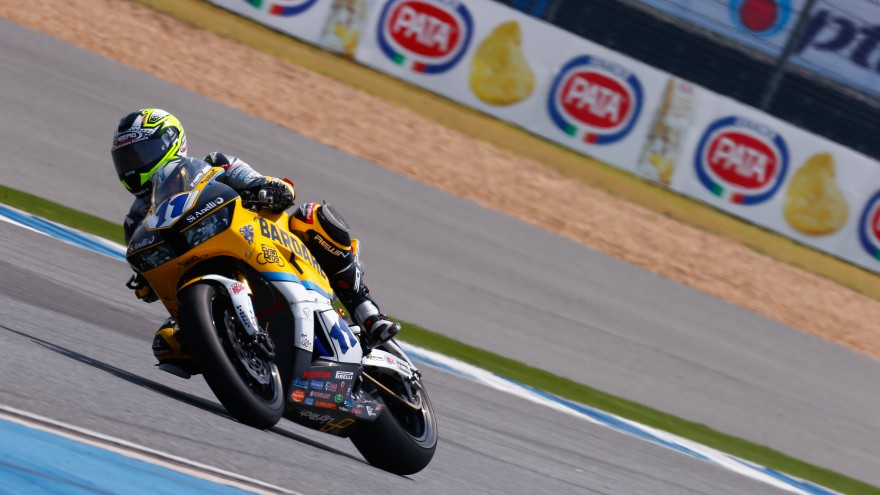 Christian Gamarino, BARDAHL EVAN BROS. Honda Racing, Chang FP2