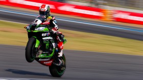 Jonathan Rea, Kawasaki Racing Team, Chang FP2