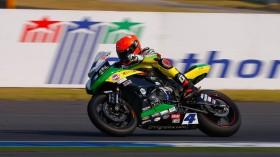 Gino Rea, Team Kawasaki Go Eleven, Chang FP2