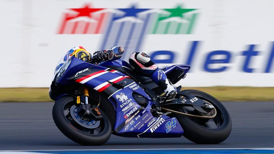 Decha Kraisart, Yamaha Thailand Racing Team, Chang FP2