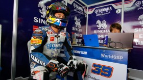 Chalermpol Polamai, Yamaha Thailand Racing Team, Chang FP2
