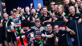 Sykes, Rea, Kawasaki Racing Team, Buriram RAC1